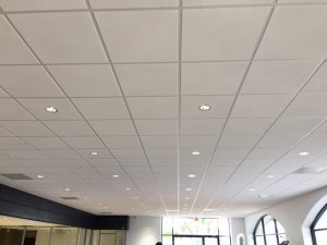Recessd Lights, All 3 Electric, Electrical Contractor, Electrical, Subcontractor, Dealership, Smith Buick, Smith Buick GMC